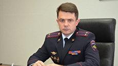 Начальник УГИБДД Ростовской области Сергей Моргачев. Архивное фото