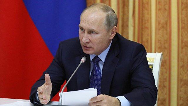 Путин подписал указ осанкциях против КНДР