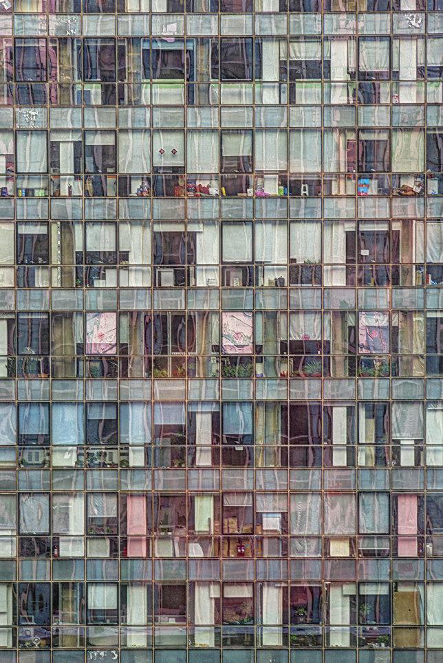 Офисное здание в Пекине, Китай