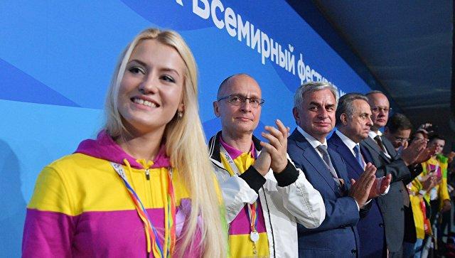 Кириенко рассказал о работе волонтеров на Фестивале молодежи и студентов