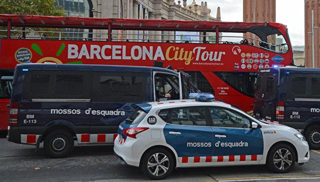 Суд оставил насвободе руководителя милиции Каталонии