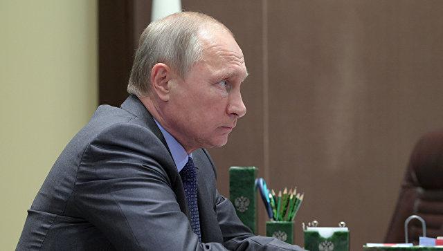 Путин объявил, что одобряет осторожные действия Центробанка