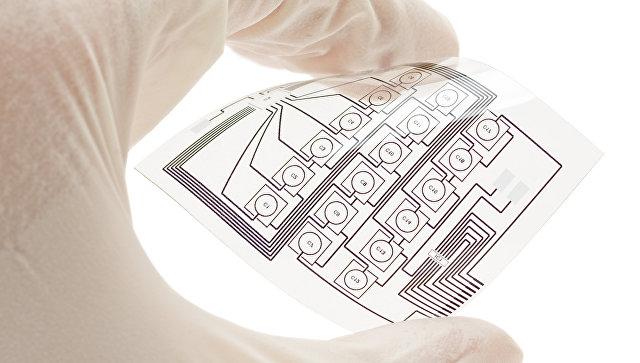 Гибкая микросхема