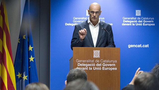 Каталония готова официально объвить онезависимости
