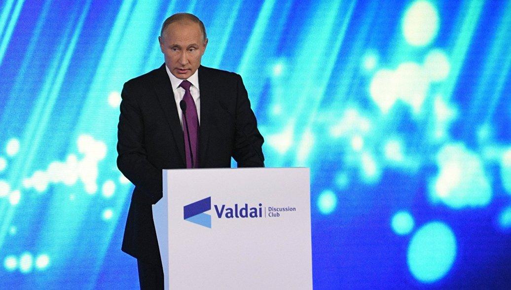 Путин: террористов в Сирии мы в ближайшее время добьем