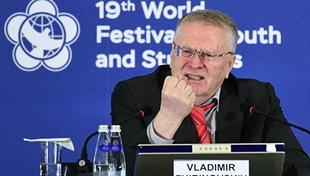 Жириновский советует отыскать замену выплате алиментов