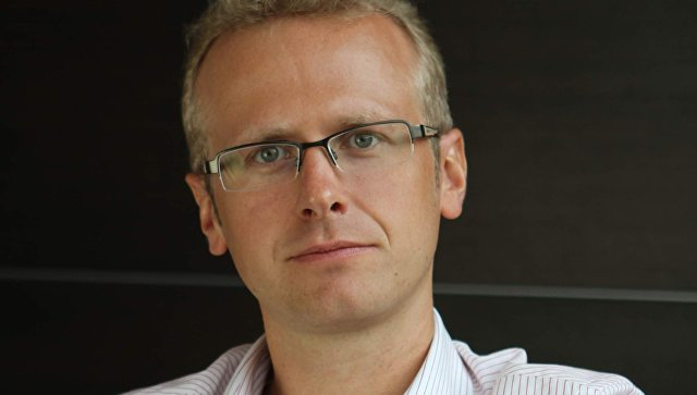 Директор по развитию SAS Россия/СНГ Антон Заяц