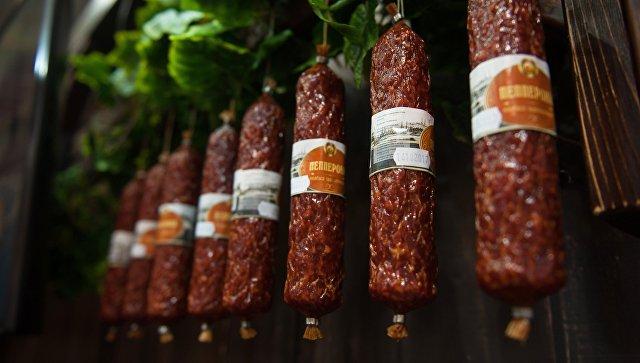 Данных о «чрезмерном» потреблении в России колбас нет, заявил эксперт