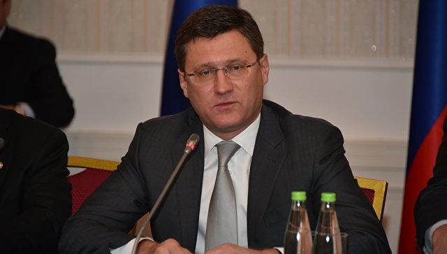 Новак: «Газпром» подпишет протокол по участку «Турецкого потока» на суше уже в этом году