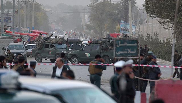 В Афганистане у военного училища прогремел взрыв, сообщили СМИ