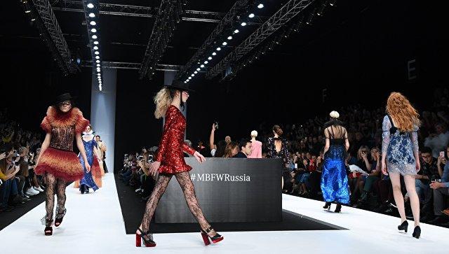 В столице открылась Мерседес-Бенс Fashion Week Russia
