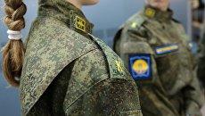 Курсантки-лётчицы Краснодарского высшего военного авиационного училища. Архивное фото