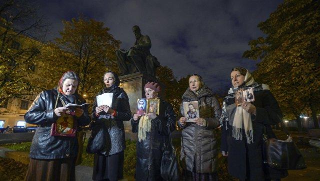 """Под молитвы и овации: в Петербурге прошла премьера """"Матильды"""""""