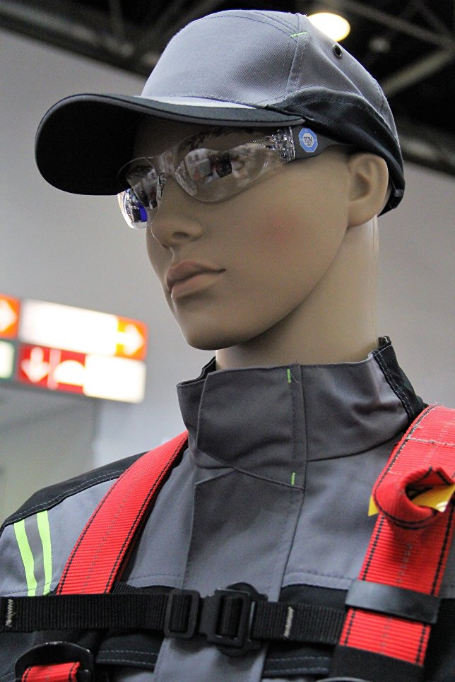 Международная выставка охраны труда А+А