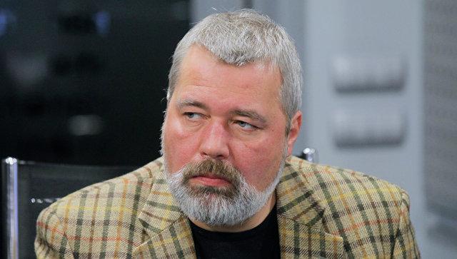 Главный редактор Новой газеты Дмитрий Муратов. Архивное