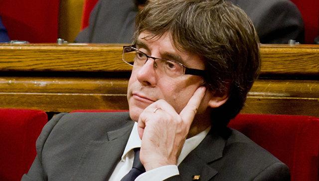 Мадрид примет меры, чтобы Пучдемон не смог стать главой Каталонии