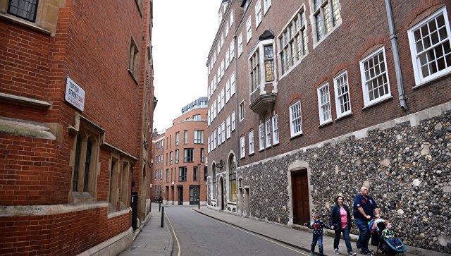 На улице Лондона. Архивное фото