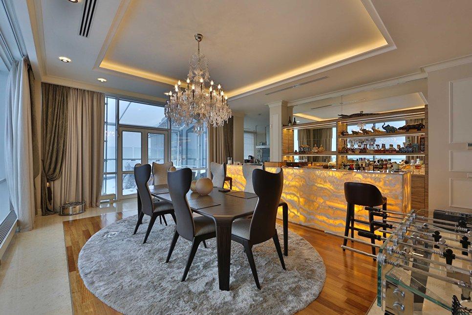 Элитная гигантомания: самые большие квартиры, которые продаются в Москве
