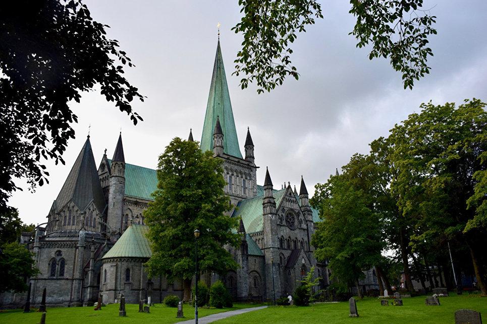 Нидаросский собор, Норвегия