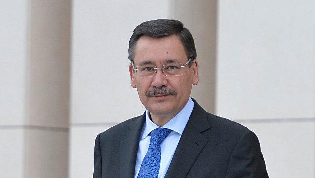 Мэр Анкары объявил обуходе вотставку потребованию Эрдогана