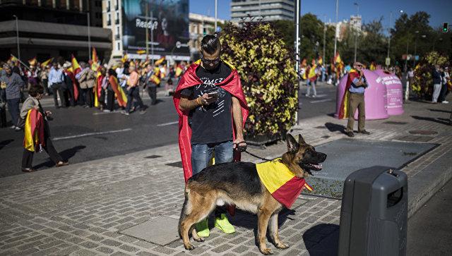 КСИспании признал противоречащим конституции указ осозыве каталонского референдума