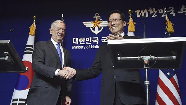 Вашингтон иСеул расширили сотрудничество против КНДР