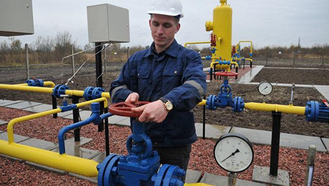 Открытие Быстрицкого газового месторождения в Дрогобычском районе Львовской области