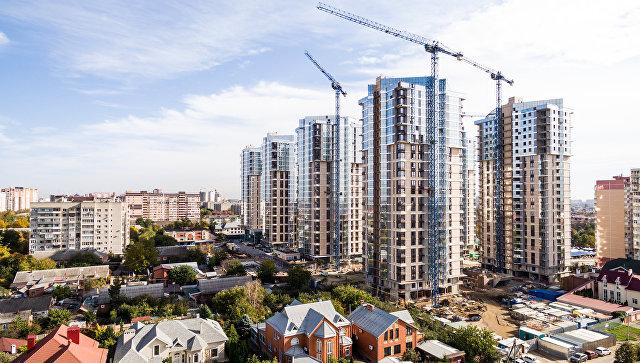 Строительство многоэтажных домов