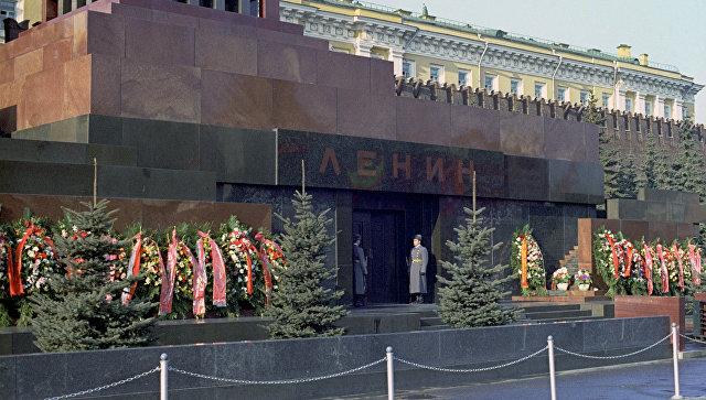 Тело Ленина- «гвоздь» предвыборной программы: Гордон считает необходимым убрать тело Ленина с Красной площади
