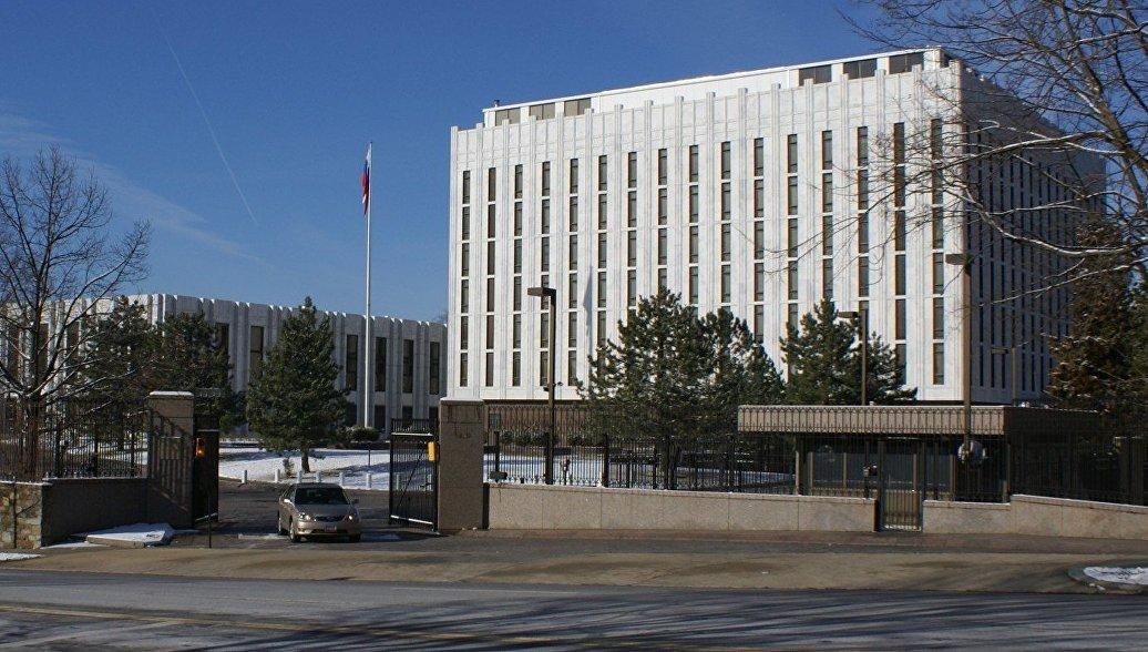 В Вашингтоне решили назвать в честь Немцова площадь у посольства России