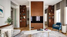 Мебель из латуни и бронзы