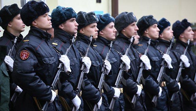 Росгвардия потратит около млн. руб. наподарочные казачьи шашки