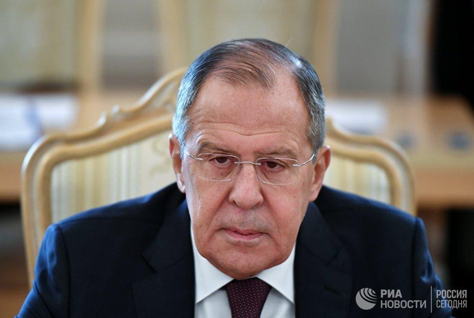 Лавров высказался про Крым и журналистов, которых не пустили на совещание ОБСЕ