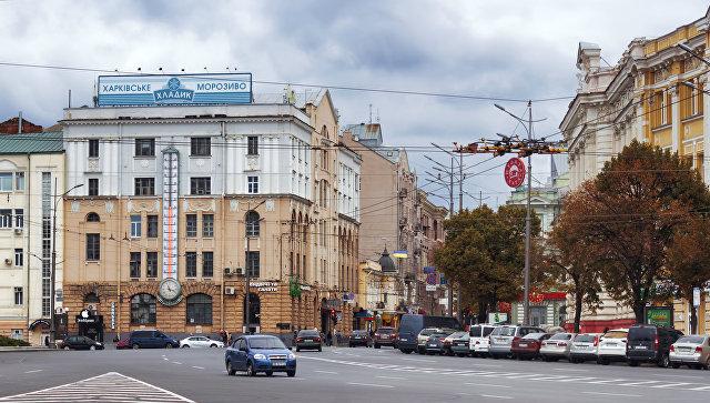Харьков. Архивное фото