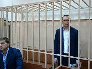 Дмитрий Захарченко в Басманном суде Москвы. Архивное фото