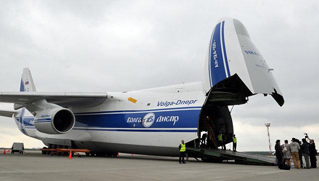 самолет руслан фото ан 124