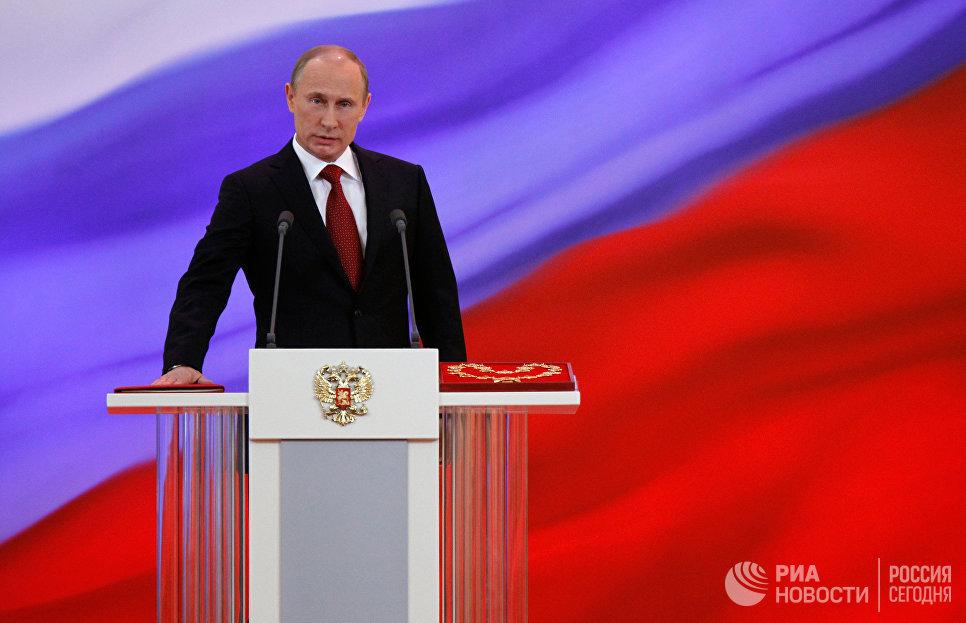 Путин идет впрезиденты!