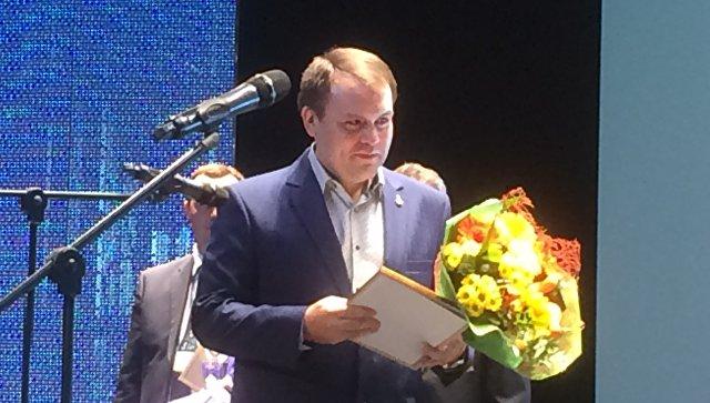 Директор казанской школы №85 с углубленным изучением отдельных предметов Ренат Хайбуллин