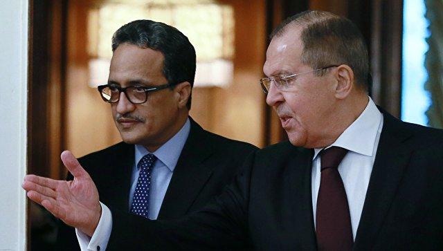 Лавров: съезд  нацдиалога Сирии вСочи никто неоткладывал