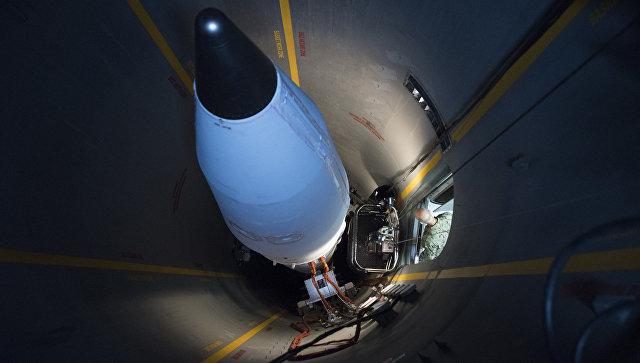 База противоракетной обороны в Форт-Грили, штат Аляска. Архивное фото