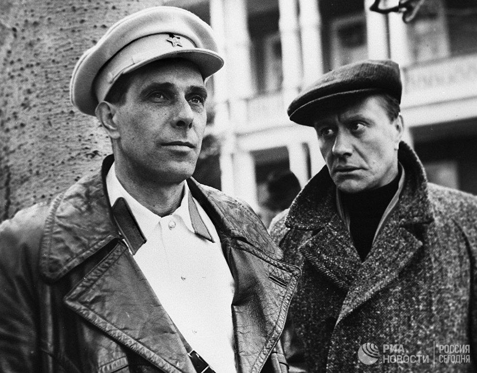 """""""Тебя посодют, а ты не воруй"""": милиционеры из любимых советских фильмов"""