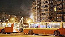 Обрушение жилого дома в Ижевске. 9 ноября 2017