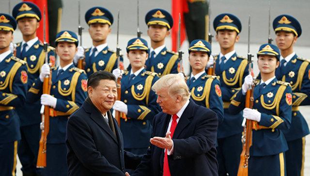 Трамп сообщил СиЦзиньпину, что проблема Северной Кореи решаема