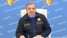 Министр по делам гражданской обороны, чрезвычайным ситуациям и ликвидации последствий стихийных бедствий Владимир Пучков. Архивное фото