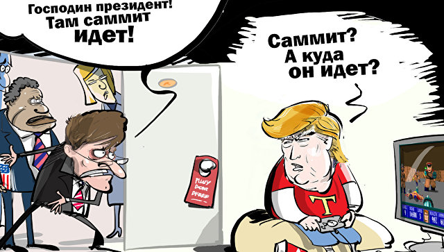 Білий дім: Зустрічі Трампа і Путіна у В'єтнамі небуде