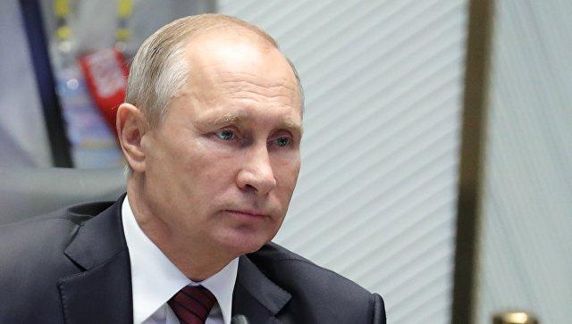 Путин призвал сесть застол переговоров поситуации сСеверной Кореей