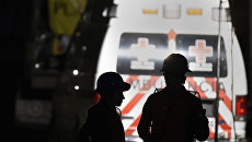 Автомобиль скорой помощи в Мехико. Архивное фото