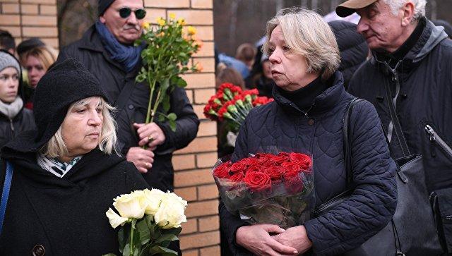 Согласно последней воле: стало известно, где похоронят Задорнова