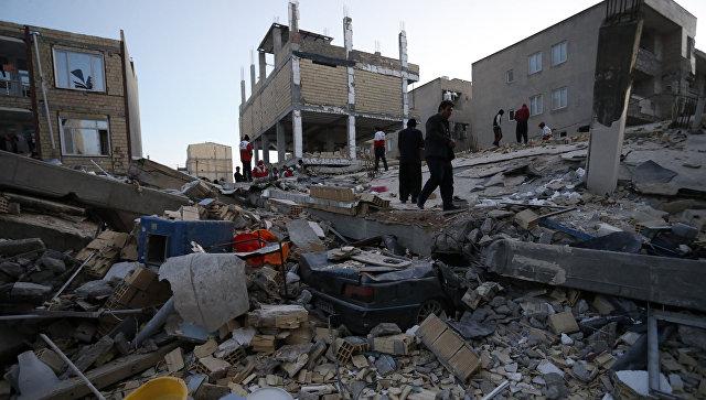 Вгорах Дагестана случилось землетрясение