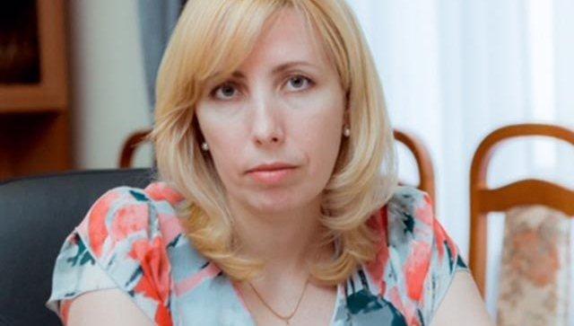 Вице-губернатор Краснодарского края Анна Минькова